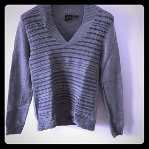 Armani Exchange V neck sweater